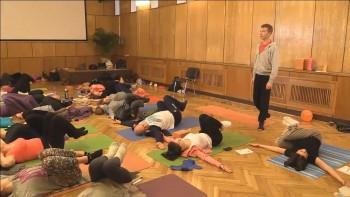 Секреты здоровья позвоночника (2015) Тренинг
