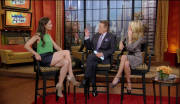 Katie Holmes @ Live with Regis & Kelly | November 8 2011 | ReUp