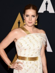 Amy Adams -                     The Governors Awards Los Angeles November 12th 2016.