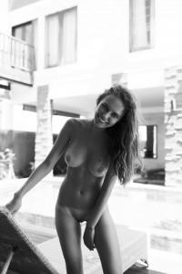 Angelina Boyko  nackt