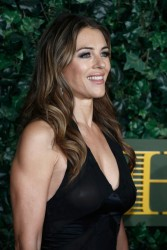 Elizabeth Hurley - The London Evening Standard Theatre Awards 11/13/16
