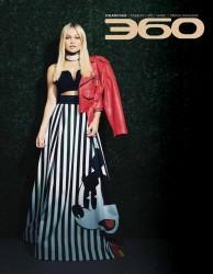 Olivia Holt - 360 Magazine November 2016