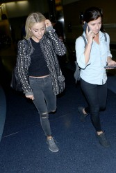 Julianne Hough - At LAX Airport 11/13/16