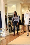 Garcelle Beauvais goes shopping in Beverly 9