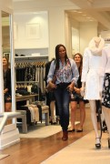 Garcelle Beauvais goes shopping in Beverly 1