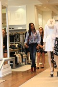 Garcelle Beauvais goes shopping in Beverly 2