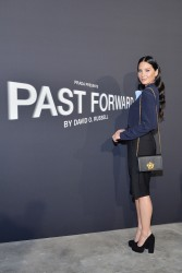Olivia Munn - Prada 'Past Forward' by David O. Russell Premiere in LA 11/15/16