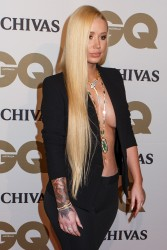 Iggy Azalea - 10th annual GQ Men of The Year Awards in Sydney 11/16/16