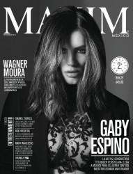 Gaby Espino -             Maxim Magazine Mexico (November 2016).