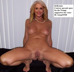 Kelly trump in private video magazine 20 3