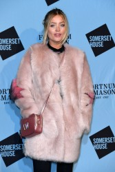 Laura Whitmore -              Fortnum & Mason VIP Launch Party London November 16th 2016.