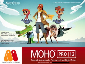 Smith Micro Moho Pro 12.2.21774 (MULTI/ENG)