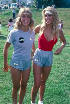Heather Locklear & Thomas: Battle Of The Network Stars: HQ x 1
