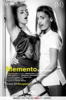 Aria Logan & Penelope Cum (Memento - Reloaded Episode 4 - Recapture) (2016) 720p