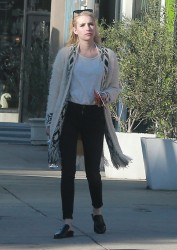 Emma Roberts - Out in West Hollywood 11/18/16