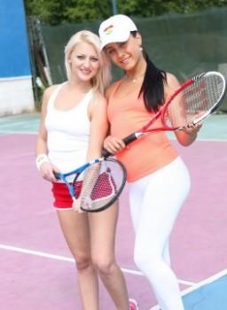 Ana Rose, Katy E - Lesbian Tennis Players (2015) 1080p