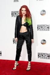 Bella Thorne - 2016 American Music Awards 11/20/16