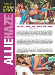 Allie Haze 1