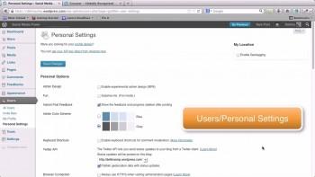 Обучение быстрому созданию сайтов на WordPress (2014) Видеокурс