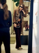 Emily Ratajkowski - Shopping in Beverly Hills 11/22/16