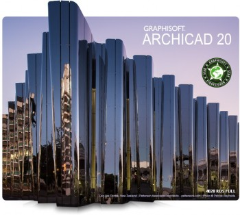 ArchiCAD 20 Build 4020 (Rus/Eng)