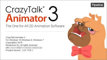 CrazyTalk Animator 3.01.1116.1 Pipeline (ENG) + Resource