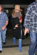 Jennifer Aniston - At LAX Airport 11/22/16