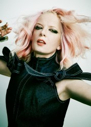 Shirley Manson -         Ladygunn Magazine November 25th 2016 Kathryna Hancock Photos.