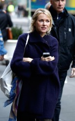"Naomi Watts -                ""Gypsy"" Set New York City November 28th 2016."