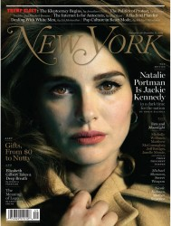 Natalie Portman -                 New York Magazine November 2016 Alex Prager Photos With Text.