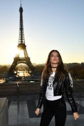 Alessandra Ambrosio - 2016 Victoria's Secret Fashion Show Press Day in Paris 11/29/16