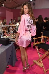 Izabel Goulart - 2016 Victoria's Secret Fashion Show in Paris 11/30/16