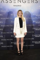 Jennifer Lawrence - 'Passengers' Photocall in Madrid 11/30/16