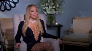 Mariah Carey - Cleavage Interview On Fantástico: O Show da Vida 2016