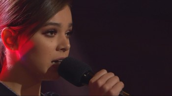 Hailee Steinfeld - The Late Late Show With James Corden 10th November 2016 1080i HDMania