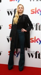 Sophie Turner - Sky Women In Film & TV Awards - December 2, 2016
