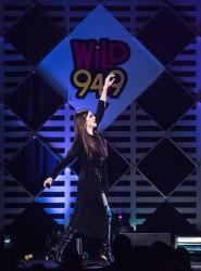 Hailee Steinfeld at WiLD 94.9's FM's 6