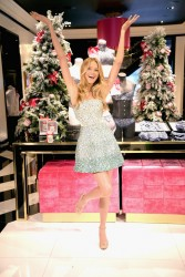 Romee Strijd - Victoria's Secret Fashion Show Celebration in NYC 12/2/16