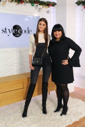 Taylor Hill - Amazon's Style Code Live in NYC 12/2/16