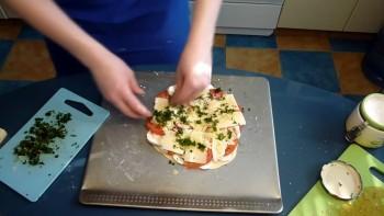 Домашняя пицца: 10 видов (2016) Видеорецепты