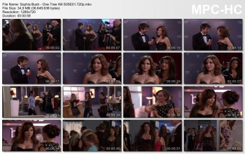 Sophia Bush - One Tree Hill S05E01 720p