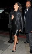 Nicole Scherzinger Arrives Back At Her 3