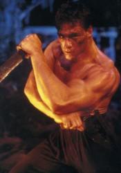 Киборг / Cyborg; Жан-Клод Ван Дамм (Jean-Claude Van Damme), 1989 3d2f45518411037