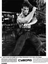 Киборг / Cyborg; Жан-Клод Ван Дамм (Jean-Claude Van Damme), 1989 3febfb518412182