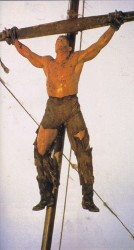 Киборг / Cyborg; Жан-Клод Ван Дамм (Jean-Claude Van Damme), 1989 50f496518411905