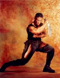 Киборг / Cyborg; Жан-Клод Ван Дамм (Jean-Claude Van Damme), 1989 56a760518412328