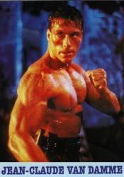Киборг / Cyborg; Жан-Клод Ван Дамм (Jean-Claude Van Damme), 1989 7b4126518412487