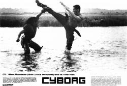 Киборг / Cyborg; Жан-Клод Ван Дамм (Jean-Claude Van Damme), 1989 97d7fd518412205