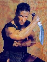 Киборг / Cyborg; Жан-Клод Ван Дамм (Jean-Claude Van Damme), 1989 Df1b33518412336