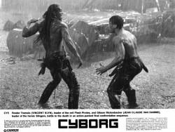 Киборг / Cyborg; Жан-Клод Ван Дамм (Jean-Claude Van Damme), 1989 F47ed6518412178